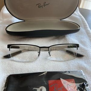 New Ray Ban frames/glasses